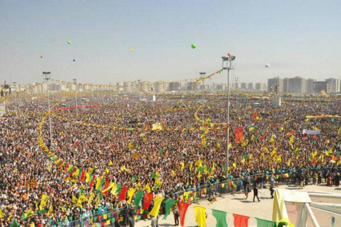 Newroz message Abdullah Öcalan