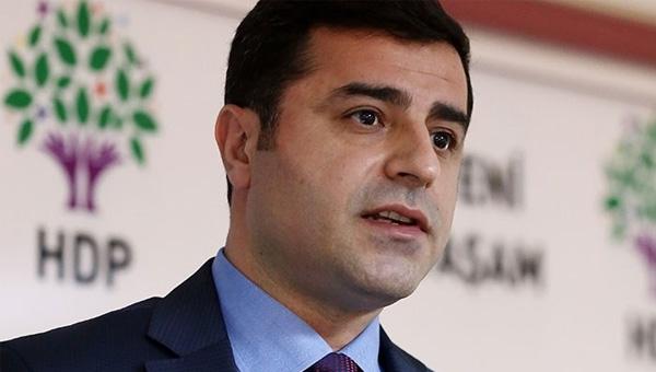 Het Europees Hof voor de Rechten van de Mens pleit voor de vrijlating van Demirtas