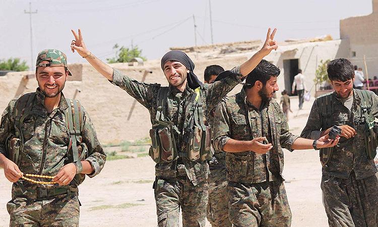 'Weet Washington nog welke weg te volgen of worden de Koerden weer het kind van de rekening?'