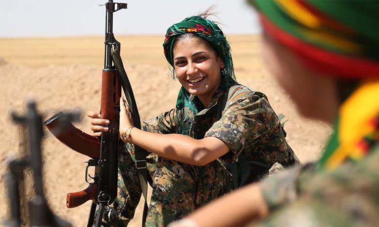 In aflevering 3 van Amazones trekt Phara naar Iraaks Koerdistan - uitzending op dinsdag 6 maart