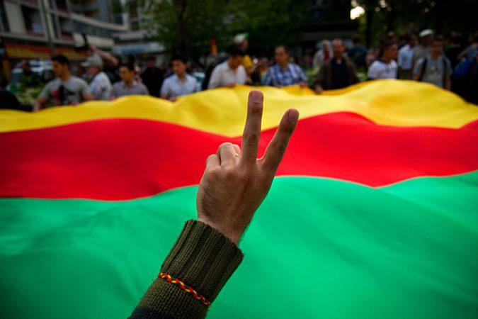 23/11: Boekvoorstelling & Receptie: De Koerden willen vrede langs politiek overleg.