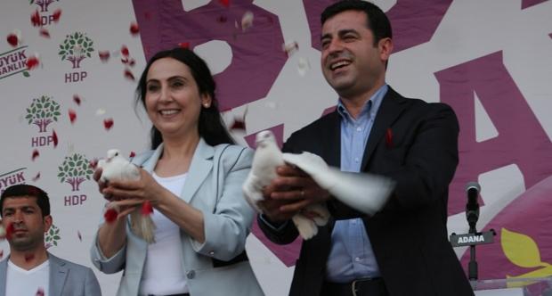Jailed Kurdish lawmaker Demirtaş nominated for Nobel Prize