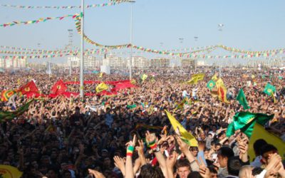 Newroz 2013 and ceasefire announcement: Reaction from the English-speaking press