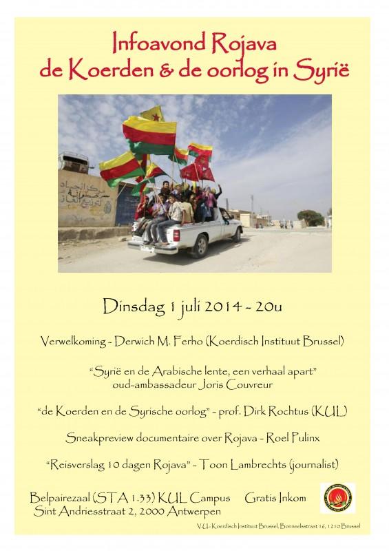 Rojava Infotour Antwerpen 300