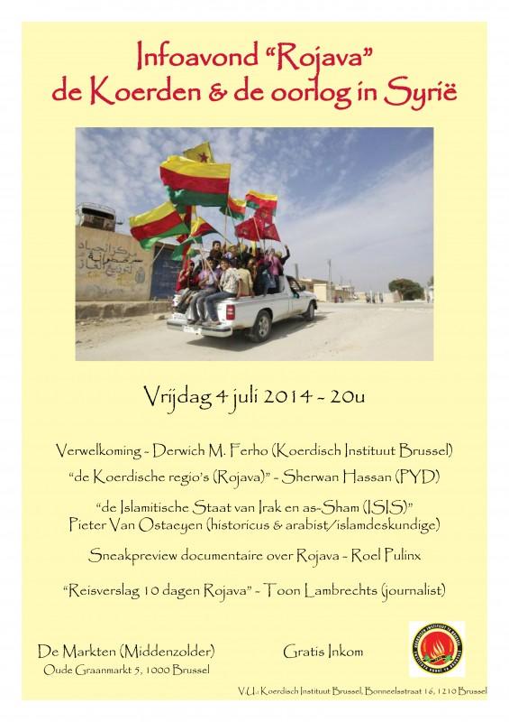 Rojava Infotour Brussel 300