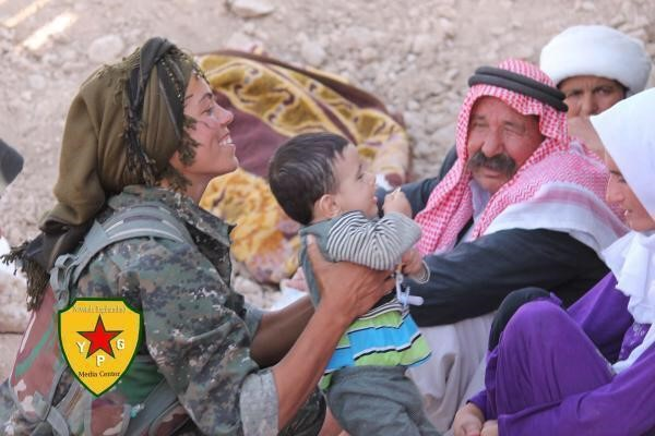 YPG Guerillero