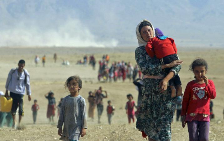 Open brief: Klok tikt voor minderheden in Irak – Toon Lambrechts