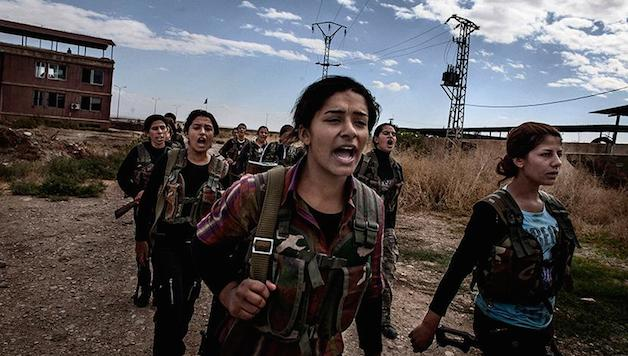 Als Kobane valt, heeft de internationale coalitie bloed aan de handen