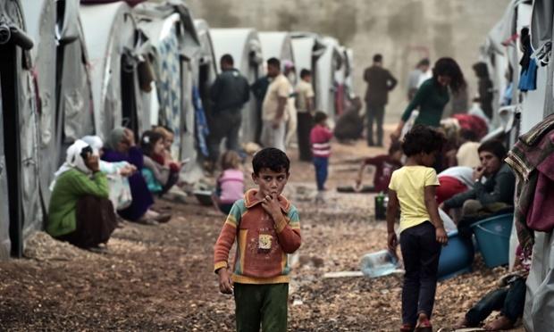 Koerdische vluchtelingen aan hun lot overgelaten in Turkije