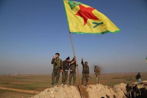 Kobanê bevrijd! Koerdische strijders verdijven IS