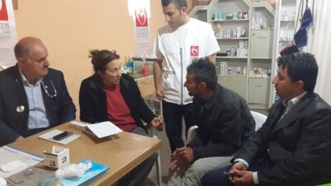 dokters yezidi