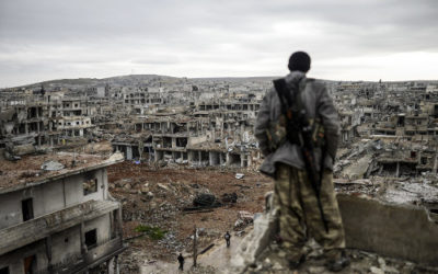 KOBANÎ: The Undesired Picture