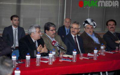 Daxuyaniya komîteya diplomasî ya hevbeş a Kurdistanî