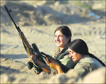 PKK vrouwen