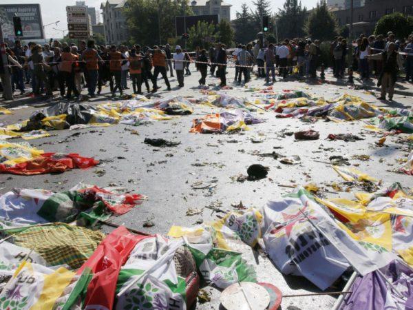 Open Brief: Erdoğan verantwoordelijk voor klimaat van geweld in Turkije