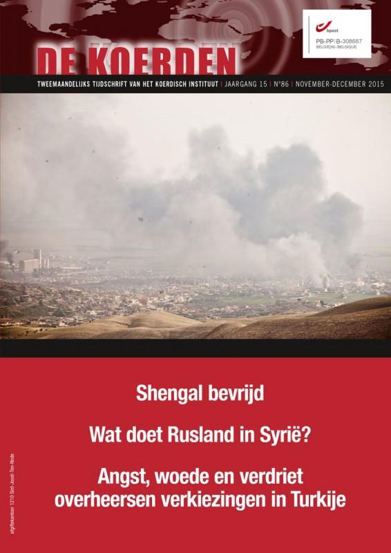 De Koerden 86 Cover