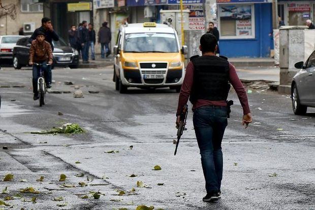 Diyarbakir, Turkije © Reuters