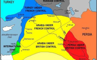 Di Sed Salîya Peymana Sykes-Picot da Erkên Kurd û Kurdistanîyan [16 Gulan 1916]