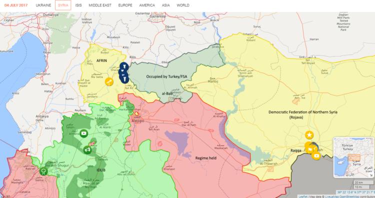 Pourquoi ce silence ?  La Turquie envahit la région kurde de Syrie