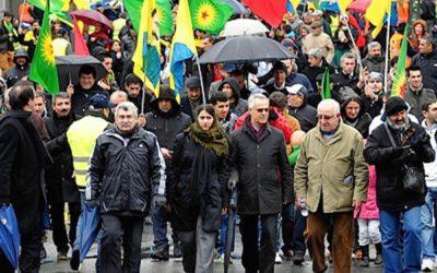 Kürt Ulusu'nun Belçika Meydan Savaşı, Doğan Özgüden