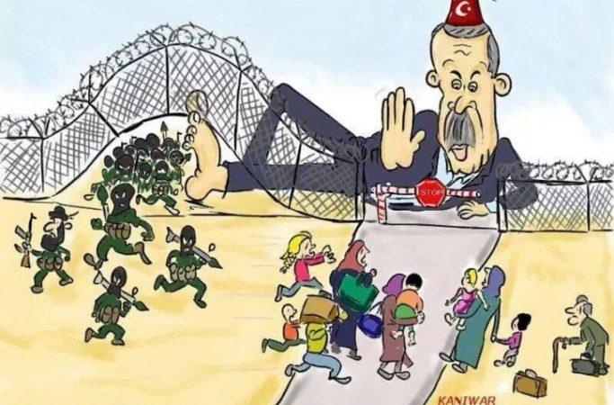 Press Release: Turkey's attack on Rojava resuscitates ISIS