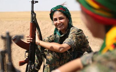 In aflevering 3 van Amazones trekt Phara naar Iraaks Koerdistan – uitzending op dinsdag 6 maart