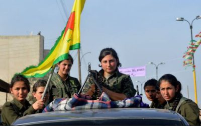 Arabs and Kurds in Syrian self-rule: Rojava survives for now