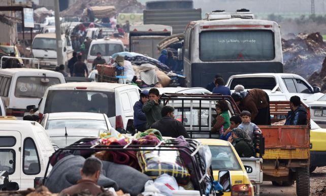 Oproep aan onze politici: doorbreek het stilzwijgen rond Afrin