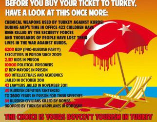 Boycott Tourism In Turkey