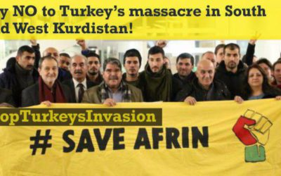 Rojava News Bulletin: IS leader arrested, human rights violations in Afirn and more