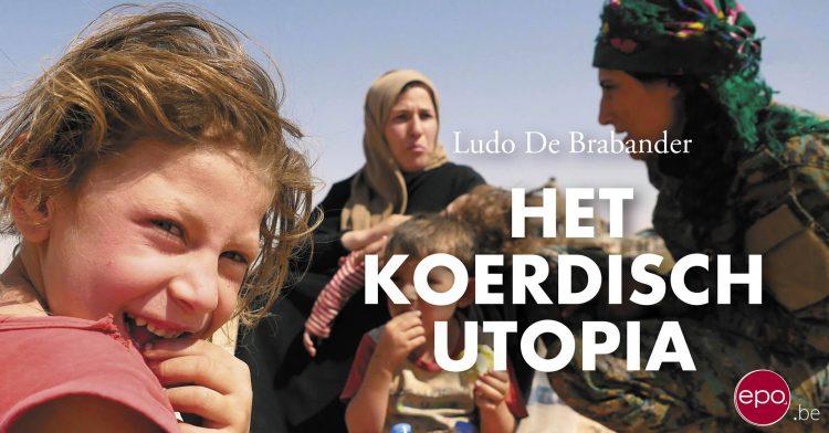 Boekvoorstelling Het Koerdisch Utopia (Brussel)