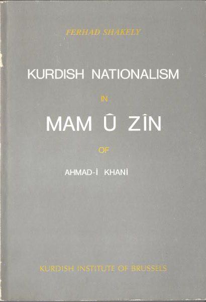 Kurdish nationalism in Mam ñ zån