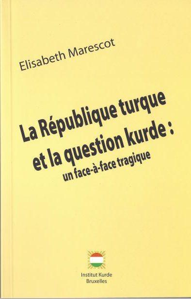 La republique Turquie et la question Kurde