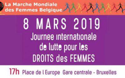8/3: Staak mee voor vrouwenrechten