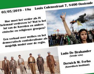 LEZING: Het Koerdisch Utopia