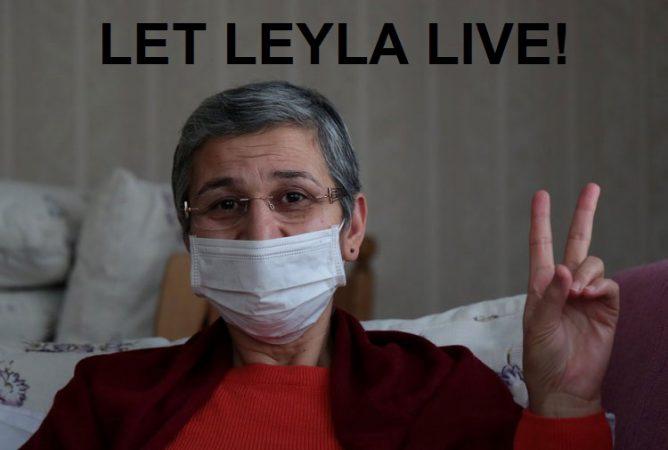 Laat Leyla Leven!
