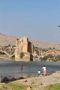 Hasankeyf rivier