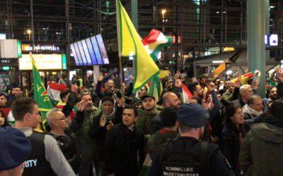 Koerden rekenen op een sterk Europa