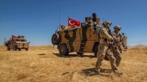 "Campagnetekst – ""Stop de Turkse agressie in Noord-Syrië"""