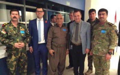 Wie de Koerden laat vallen, begaat historische blunder