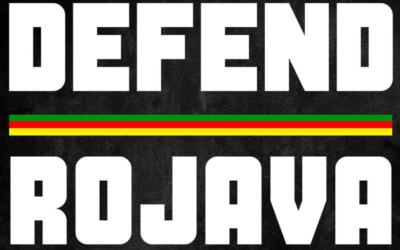 Stop de illegale Turkse invasie in Noordoost-Syrië en verdedig de democratie in Rojava!