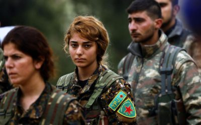 L'appel de rescapés des attentats de Paris : «Nous devons notre paix au combat des Kurdes»