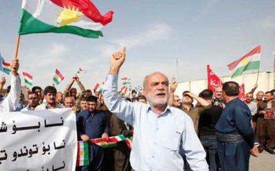 Risking Turkey's ire, Iraqi Kurds back Syrian brethren (Amberin Zaman)