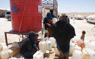 Water als wapen in coronatijden – Turkije zet Koerdische regio's in het noorden van Syrië dagenlang zonder drinkwater