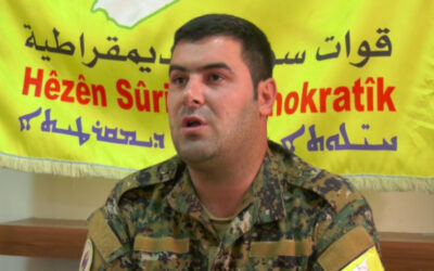 Interview with Kino Gabriel, spokesman of the Syrian Democratic Forces