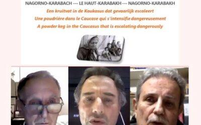 Verslag en beeldmateriaal van een geslaagde Interparlementaire Werkgroep over Artsakh