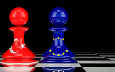 """Once you toy with the devil, you cannot escape hell"" / Commentaries on EU – Turkey relations, published by the EUTCC"