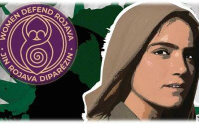 """Het Rojava-samenlevingsmodel – """"De unieke en revolutionaire rol van de vrouw"""" – Terugblik op de 2e informatiesessie (incl. beeldmateriaal)"""