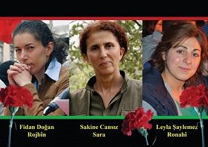 Banga Rayedarên Turk: Kuştina Kurdan li Ewropa