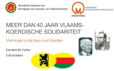 Méér dan 40 jaar aan Vlaams-Koerdische solidariteit – i.s.m. Marnixring Noordrand (6 mei 2021)